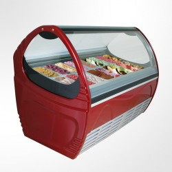 Banco frigo Gelateria